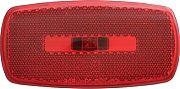 Optronics MC32RBP Mark Light Oval RV Red