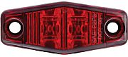 Optronics MCL13R2BP LED Mini Clearance/Marker Red