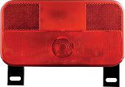 Optronics RVSTB51P Taillight Black RV Driver Side