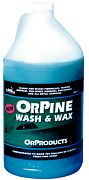 OrPine OPW8 Wash & Wax Gallon