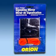 Orion 916 Signaling Mirror With Lanyard