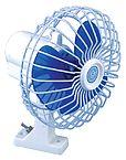 """Oscillating Fan 6"""" 12V"""