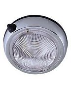 "Perko 0300DP1CHR 4"" Surface Mount Dome Light"