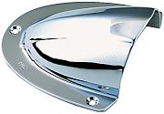Perko 0339DP0CHR Clam Shell Ventilator - Chrome