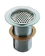 Perko 0361005CHR Flush Mount Drain for use with Pipe