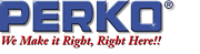 Perko 0493DP599R Rubber Gasket Kit - #5