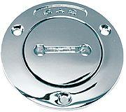 Perko 0520DP099A Deck Plate Cap Chrome