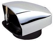 Perko 0870DP0CHR Cowl Ventilator