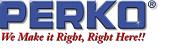 Perko 0922DP0CHR Flush Lock & Latch - Non-Locking - Clearance