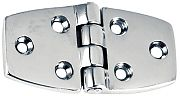 Perko 0951DP2CHR Hatch Hinge - Chrome Bronze - 4""