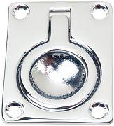 """Perko 1103DP0CHR Flush Ring Pull - Bronze 2-9/16"""""""