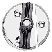 Perko 1217DP0CHR Door Button W/O Spring