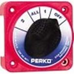 Perko 8512DP Compact Battery Switch - Yes Locking