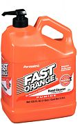 Permatex 25219 Fast Orange Pumice Lotion Hand Cleaner Gallon