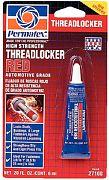 Permatex 27100 Threadlocker 271 6ml