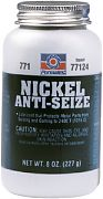 Permatex 77124 P Nickel Anti Seize 8 Oz. Bot