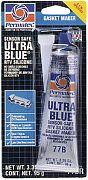 Permatex 81724 3.35 Oz. Ultra Blue Silicone