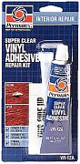 Permatex 81786 Super Clear Vinyl Sealant Repair Kit 1.5oz