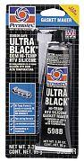 Permatex 82180 3.35 Oz. Ultra Black Silicone