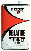 Pettit Ablative Thinner Quart