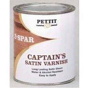 Pettit Captain´s Satin Sheen Varnish Quart