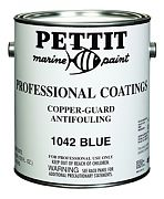 Pettit Copperguard Hard Antifouling Gallon