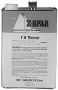 Pettit Spraying Thinner 121/T-8 Gallon
