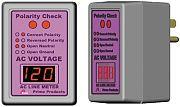 Prime Products 12-4058 Digital Ac Line Voltage Meter