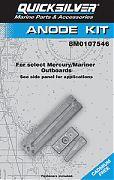 Quicksilver 97-8M0107546 W Anode Kit O/B   Qs