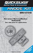 Quicksilver 97-8M0107548 W Anode Kit O/B    Qs