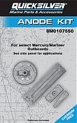 Quicksilver 97-8M0107550 W Anode Kit O/B    Qs