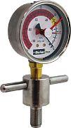 Racor RK19671 Vacuum Gauge Kit T Handle