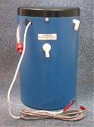 Raritan 33-3005 4 Gallon Saltfeed Brine Tank Assembly with Pump, 24 Volt