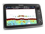 "Raymarine  c127 12"" Multifunction Display with built-in Fishfinder with Navionics + North America"