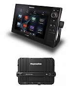 Raymarine ES128/CP470 Package WiFi Navionics Plus