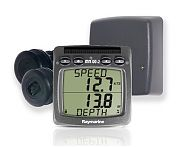 Raymarine T100 Wiress Display W/Speed and Depth Transducers