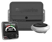 Raymarine T70160 EV-300 Solenoid Autopilot Includes Free E15023 Remote!