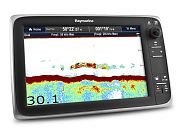 """Raymarine c127 12"""" Multifunction Display with built-in Fishfinder with NOAA Vector Charts"""