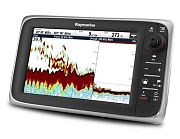 "Raymarine c97 9"" Multifunction Display with built-in Fishfinder and NOAA Vector Charts"