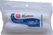 Redtree Industries 36066 Roller Mini Foam 6IN 2/PK