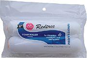 Redtree Industries 36066 Roller Mini Foam 6IN 2/PK