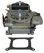 Remanufactured Carburetor 7638 600 Cfm Holley 4V-SIDE Inlet