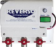 Reverso GP301312 3 Manifold Oil Chg System