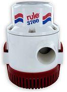 Rule 3700 Non Automatic Bilge Pump 24V