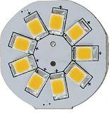 Scandvik 41000P Light G4 Back Pin 6 LED Ww
