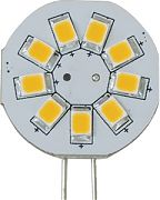 Scandvik 41021P LED G4 Bulb Side Pin Cw 9SMD