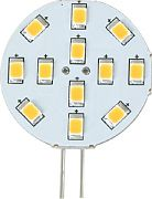 Scandvik 41030P Light G4 Side Pin 10 LED Ww