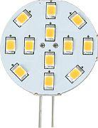 Scandvik 41031P LED G4 Bulb Side Pin Cw 12SMD