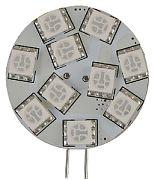 Scandvik 41032P Light G4 Side Pin 10 LED Blue