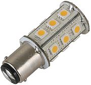 Scandvik 41080P LED Bulb 18 LED Tower BA15D